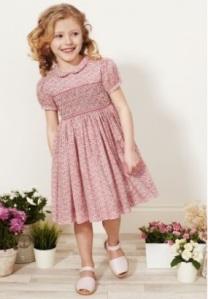 Annafie Smock Dress
